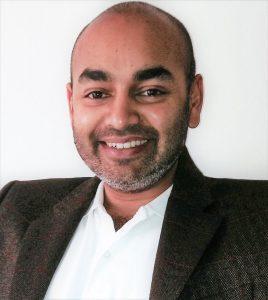 Dr Iqbal Mohiuddin looking smart